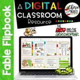 Fables: Digital Classroom Ant & Grasshopper RL3.2 RL3.3 RL3.6 RL4.2 RL4.3