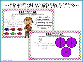 Digital Classroom: Fractions