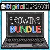 Digital Classroom Growing Bundle