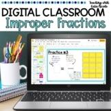 Digital Classroom : Improper Fractions