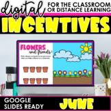 Digital Classroom Incentives   June