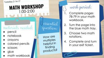 Digital Classroom Management Bundle