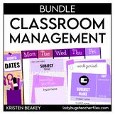 Digital Classroom Organization Bundle