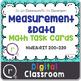 Standardized Test Prep Math Bundle Maps RIT Band 201-220 Google Slides Paperless
