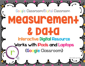 NWEA MAP Prep Math Measurement RIT Band 180-191 Google Slides