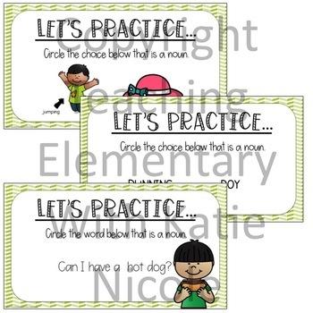 Digital Classroom: Nouns