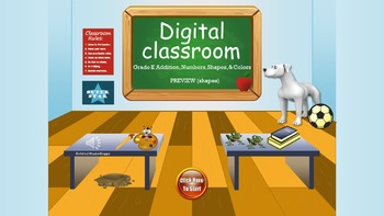 Digital Classroom-Shapes