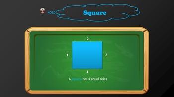 Digital Classroom-Shapes