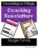 Digital Coaching Newsletters