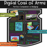 Digital Coat of Arms - About Me - Digital Badging