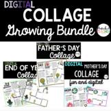 Digital Collage Growing Bundle