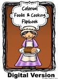 Digital Colonial Foods and Cooking Clipart