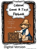 Digital Colonial Games & Toys Flipbook