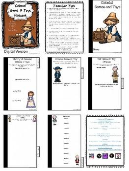 Digital Colonial Games & Toys Flipbook