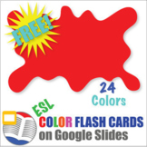 Color Flash Cards Digital