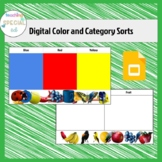 Digital Color and Category Sorts