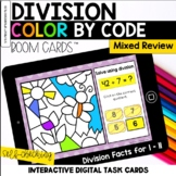 Digital Coloring Division BOOM Cards™