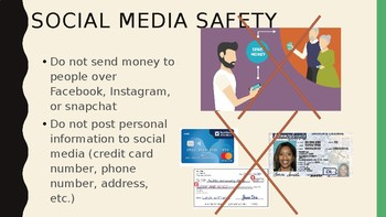 Digital Communication and Social Media/Texting Powerpoint