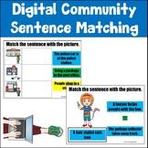 Digital Community Sentence Practice