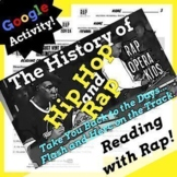 Digital Compare and Contrast Google Classroom Reading Pass