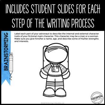 Digital Complete Guide to Creative Narrative Writing Gr 4-5 (Google Classroom)