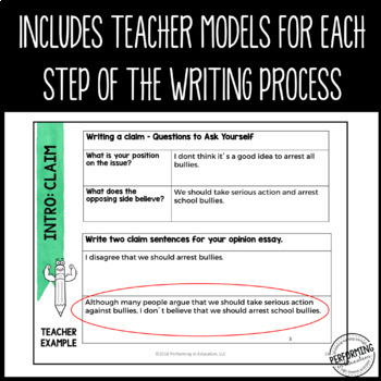 Digital Complete Guide to Opinion Writing Gr 4-5 (Google Classroom)
