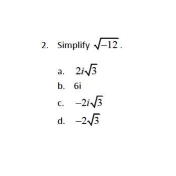 Digital Complex Numbers Semester Review Game, Editable, AP