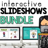 Digital Comprehension Bundle [for Google Classroom]