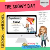 Digital Comprehension Lessons - Snowy Day - PreK