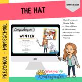 Digital Comprehension Lessons - The Hat - PreK