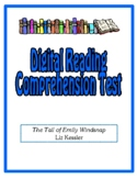 Digital Comprehension Test (Google Docs) - The Tail of Emily Windsnap