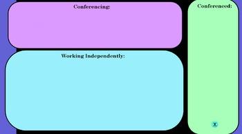 Digital Conferencing Flipchart