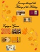 Digital Content for Thanksgiving Fun