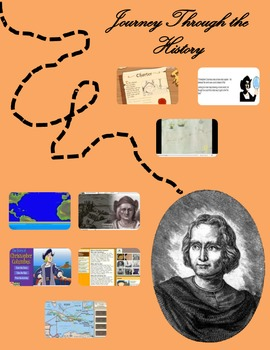 Digital Content to Celebrate Christopher Columbus Day