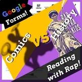 Digital Context Clues Google Classroom Reading Activity Us