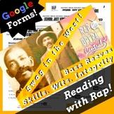 Context Clues Google Classroom Reading Passage Using Bass