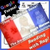 Context Clues Google Classroom Reading Passage Using Rap Song
