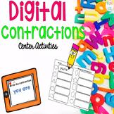 Digital Contractions Center Activities