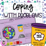 Digital Coping Skills for Rock and Play Dough Problems Int