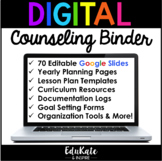 Digital Counseling Binder (Google Slides)