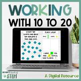 Digital Counting 10-20: Activities to Reinforce & Practice