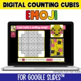 Digital Counting Cubes Emoji Build & Count Challenge Googl