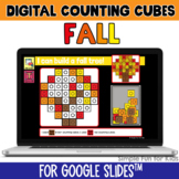 Digital Counting Cubes Fall Build & Count Challenge Google