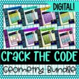 Digital Crack the Code Geometry Bundle; Google Drive, Dist