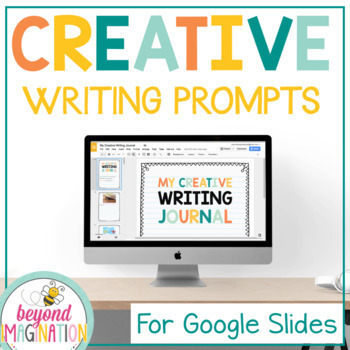 Creative Writing Prompts Picture Prompts for Writing Google Slides Project