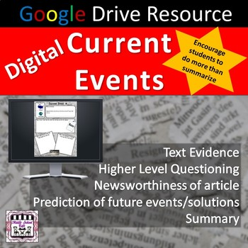 Digital Current Events