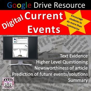 Digital Current Events