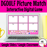 Digital DGOULF Picture Sort For Google Slides and Google Classroom