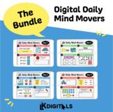 Digital Morning Work Bundle | Google Slides™ & Seesaw™