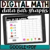 Digital Math//Data//Bar Graph Activity//Google Slides//DIS